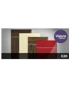 Visions Sample Doors