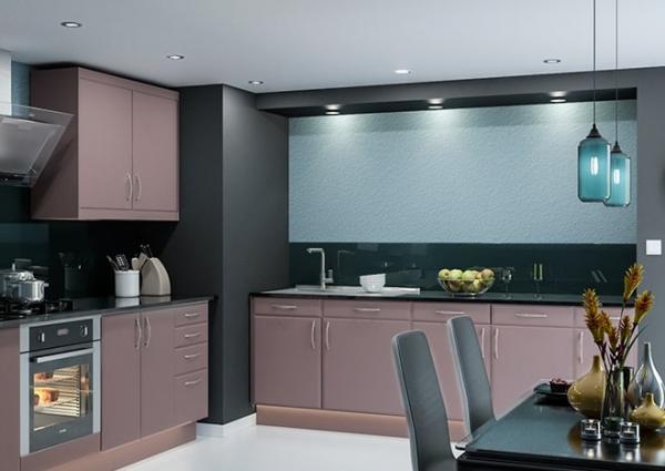 Style Guide: Matt Kitchen Doors
