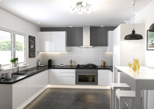 The 5 Kitchen Layout Types