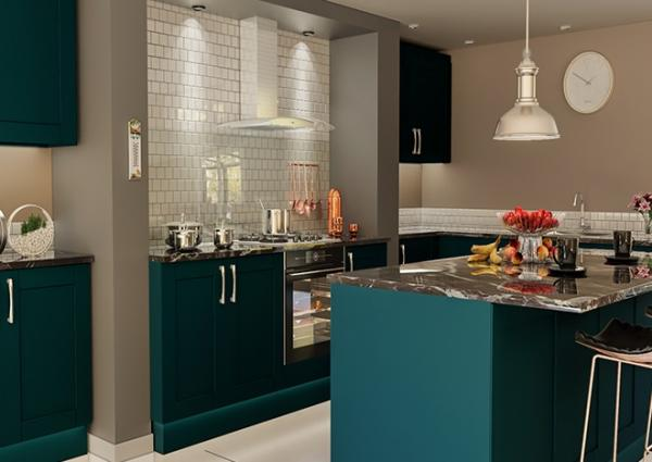 How To Use Blue In Your Kitchen