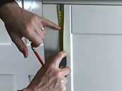 Measuring the Handle Position Vertically
