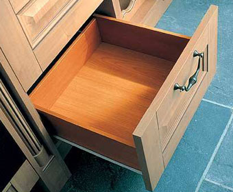 Deep Plywood Drawer Box