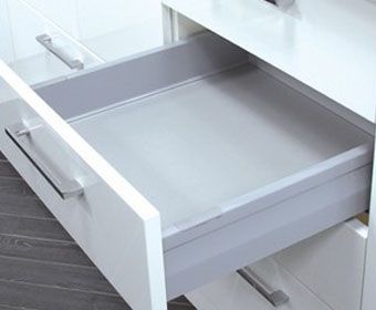 Soft Close Drawer Box and Runners
