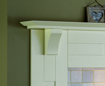 Mantel Bracket