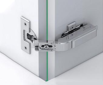 Corner Unit Hinge (L Shape)