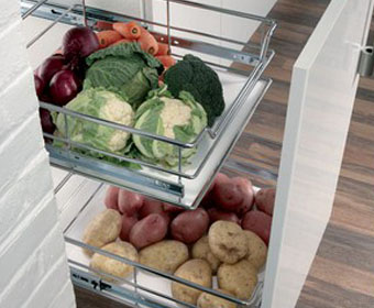 Wire Basket - Drawer