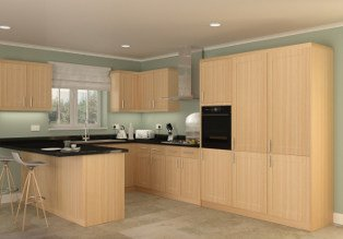 Shaker Kitchen Doors