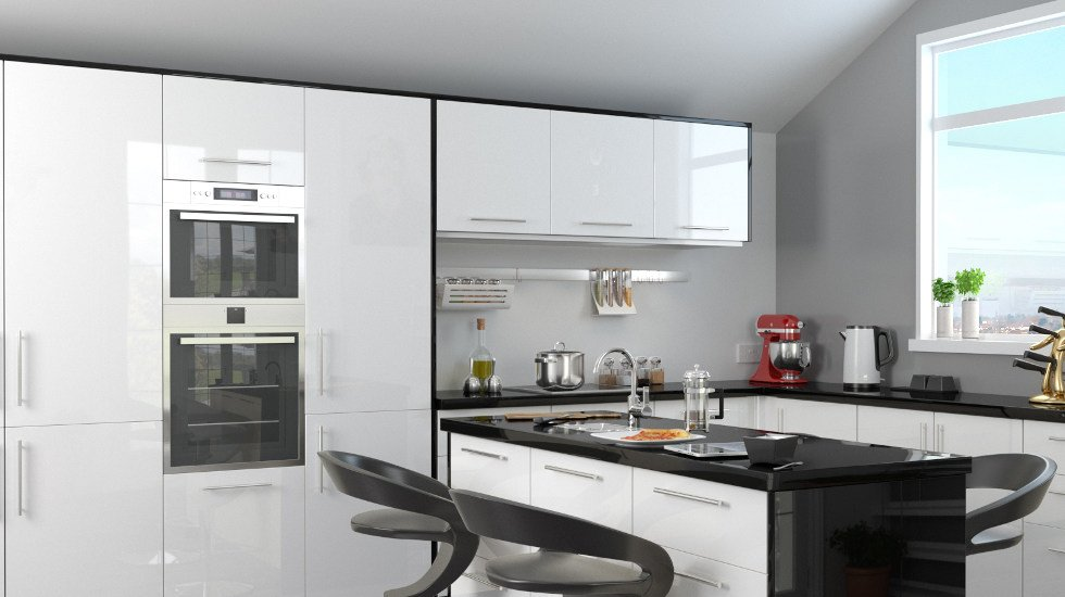 Replacement Kitchen Doors Made To Measure From