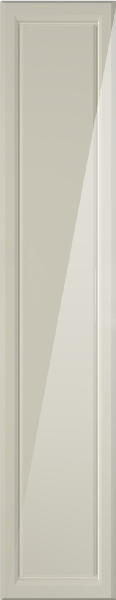 Ashford High Gloss Cream Bedroom Doors