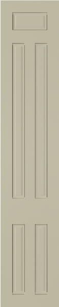 Broadway Alabaster Bedroom Doors