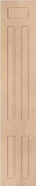 Broadway Canadian Maple Bedroom Doors
