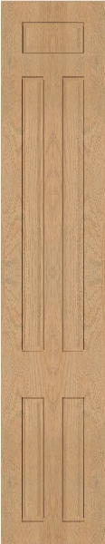 Broadway Lissa Oak Bedroom Doors