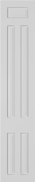 Broadway Super White Ash Bedroom Doors