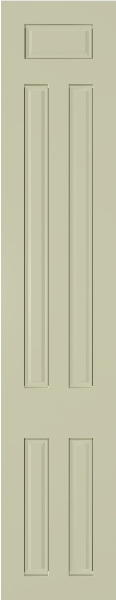 Broadway Vanilla Bedroom Doors