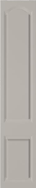 Canterbury Matt Stone Grey Bedroom Doors