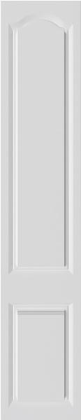 Canterbury Porcelain White Bedroom Doors