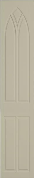 Gothic Alabaster Bedroom Doors