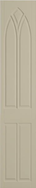 Gothic Ivory Bedroom Doors
