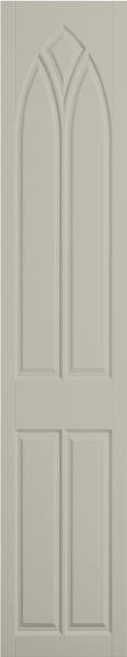 Gothic Matt Dakkar Bedroom Doors