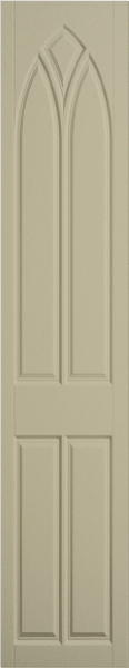 Gothic Oakgrain Cream Bedroom Doors