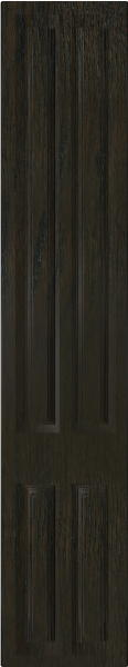 Milano Burnt Oak Bedroom Doors