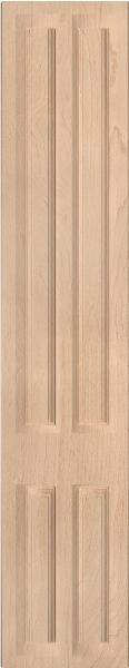 Milano Canadian Maple Bedroom Doors