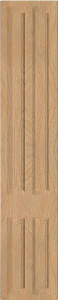 Milano Lissa Oak Bedroom Doors