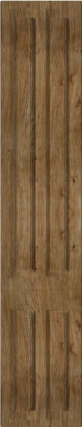 Milano Pippy Oak Bedroom Doors