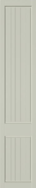 Newport Matt Dove Grey Bedroom Doors