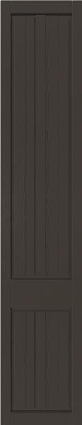 Newport Opengrain Dark Grey Bedroom Doors