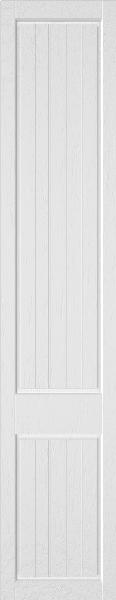 Newport Opengrain White Bedroom Doors