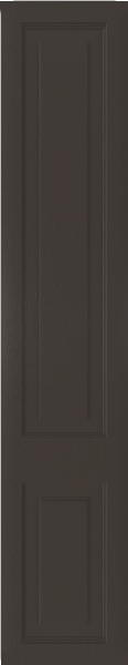 Oxford Opengrain Dark Grey Bedroom Doors