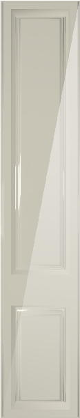 Palermo High Gloss Cream Bedroom Doors