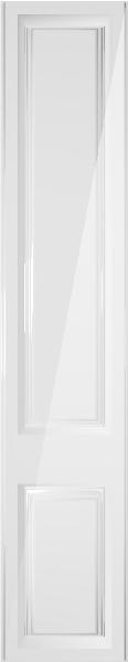 Palermo High Gloss White Bedroom Doors