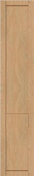 Shaker Lissa Oak Bedroom Doors
