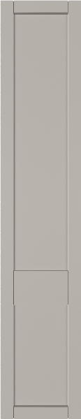 Shaker Matt Stone Grey Bedroom Doors