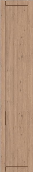 Shaker Odessa Oak Bedroom Doors