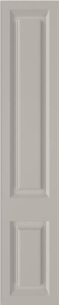 Tuscany Matt Stone Grey Bedroom Doors
