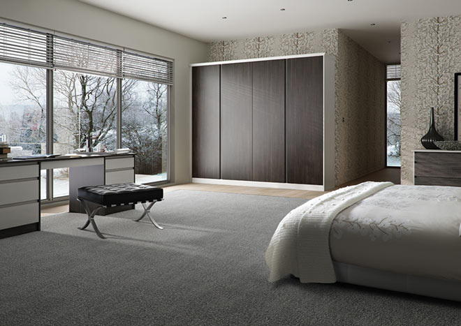 Knebworth Matt Dakkar Bedroom Doors