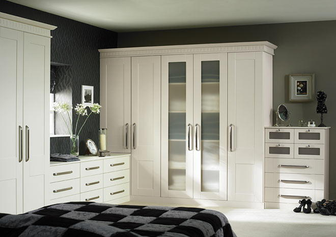 Warwick Moldau Acacia Bedroom Doors
