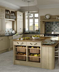 Bella Broadway Kitchen Doors