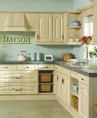 Bella Canterbury Kitchen Doors