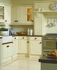 Bella Newport Kitchen Doors