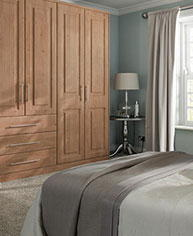 Bella Oxford Bedroom Doors