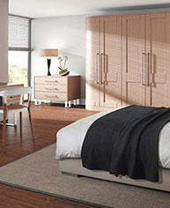 Bella Shaker Bedroom Doors