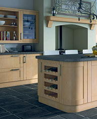 Bella Shaker Kitchen Doors