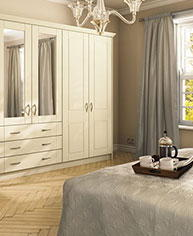Bella Surrey Bedroom Doors