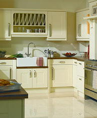 Bella Warwick Kitchen Doors