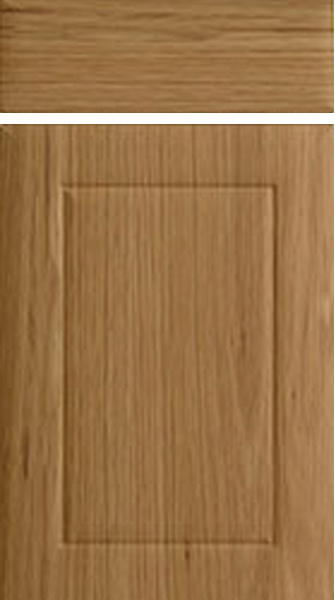 Ashford Pippy Oak Kitchen Doors