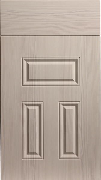 Broadway Avola Cream Kitchen Doors